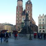 Goedkoop op vakantie in Krakau