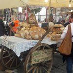 Volkskunst markt in Krakau